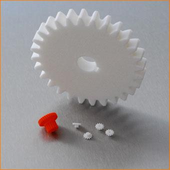 tandwielen 3D printen